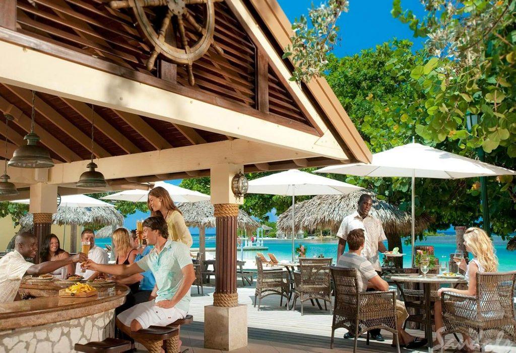 Sandals Royal Caribbean Restaurant
