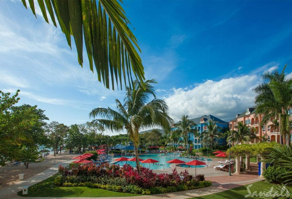 Sandals South Coast Grounds