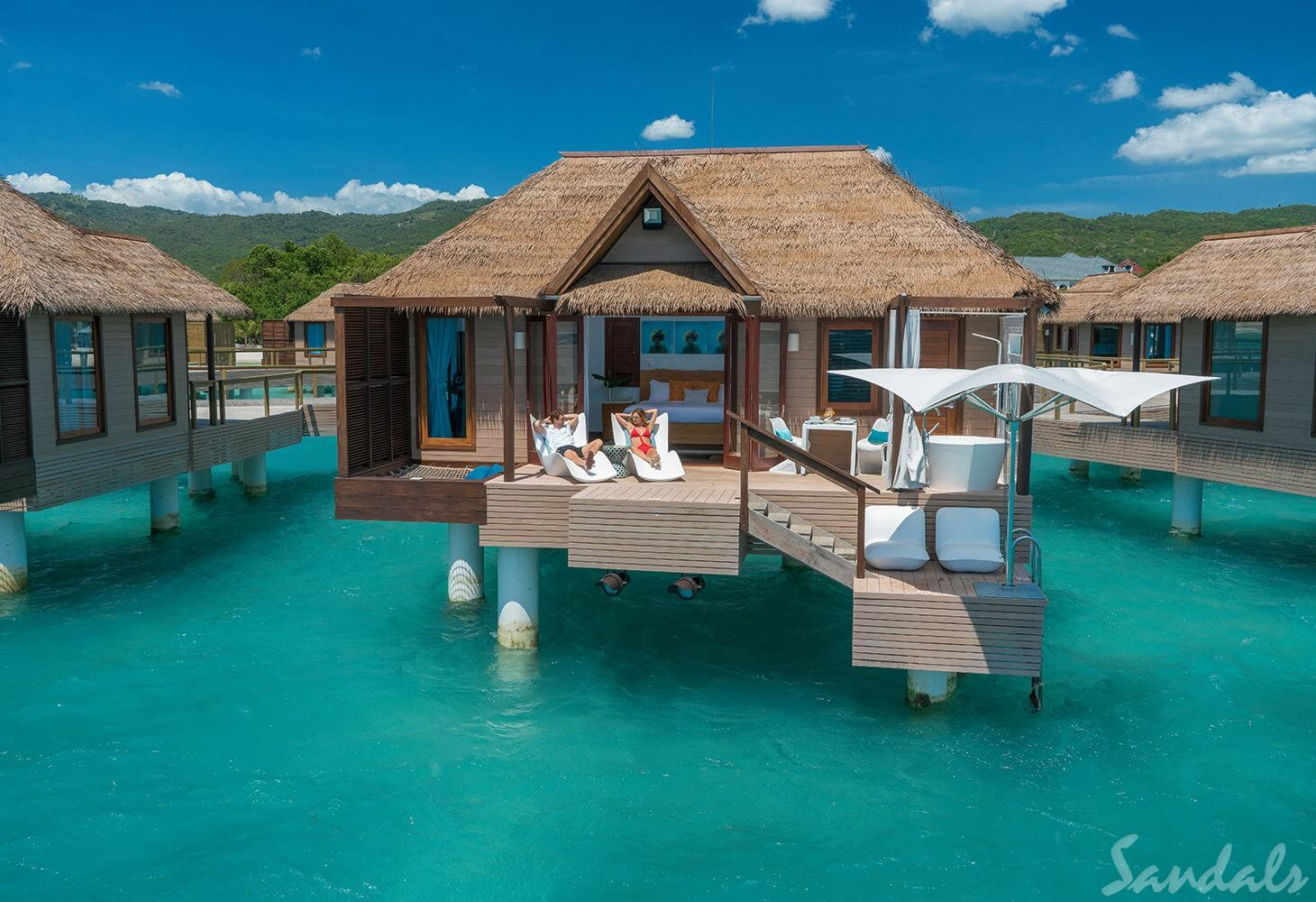 Sandals South Coast Overwater Bungalow