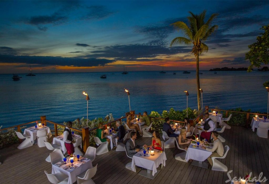 Sandlas Negril Night Restaurant