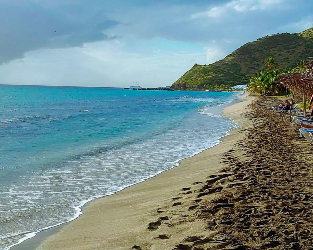 South Friars Beach, St. Kitts