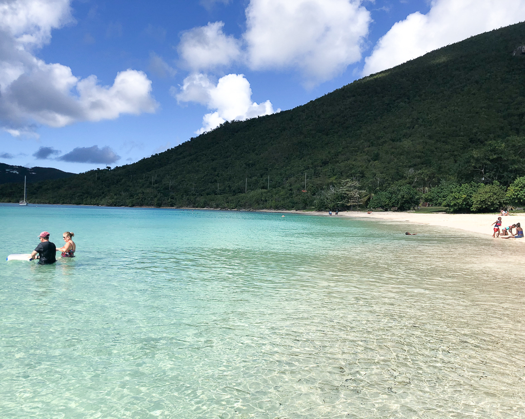 Brewers Bay Beach, St Thomas, US Virgin Islands