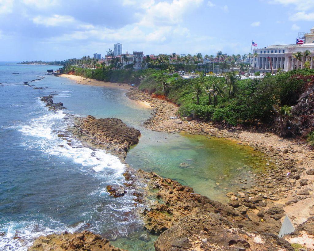 Playa Pena San Juan Puerto Rico